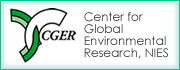 Center for Global Environmental Research (CGER), NIES