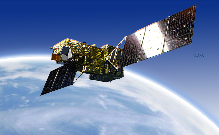 GOSAT-2 spacecraft
